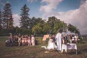 Svatební obřad Kutná Hora foto Michal Vinecký