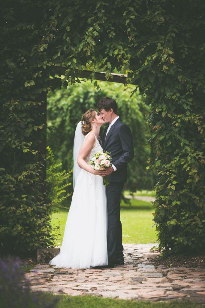Svatební bozk
