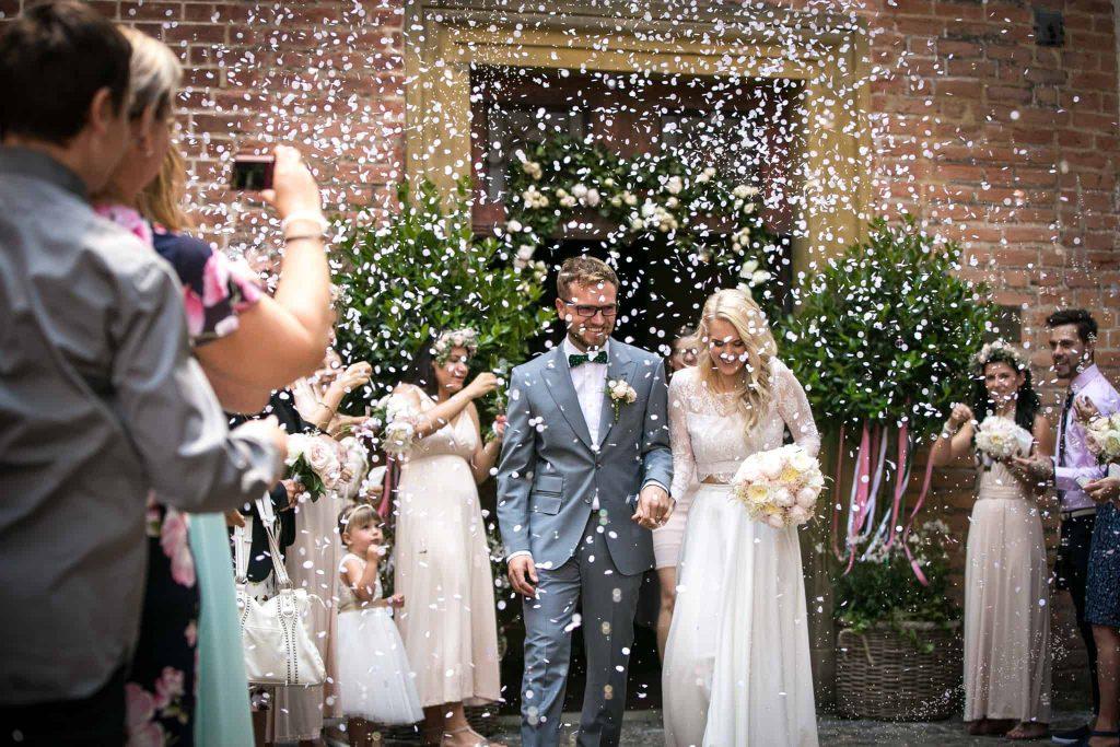 Svatební obřad Nymburk