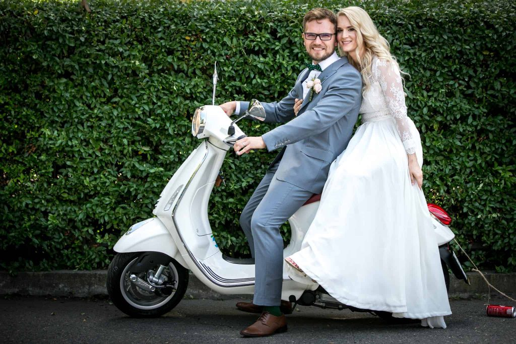 Svatební cesta Nymburk foto