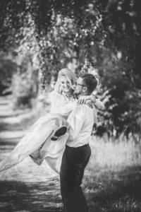Svatba manželé Nymburk
