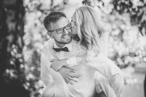 Štastný novomanželé