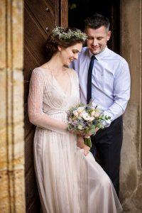 Nevěsta a ženích